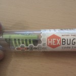 Verpackung des Hexbug Nano