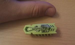 Hexbug Nano Größe