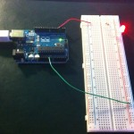 Arduino mit einer LED (Pulsweitenmodulation)