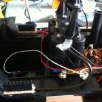 Buchsenleisten für Stromversorgung der Komponenten