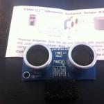 Arduino Ultraschallsensor von Parallax