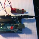 Arduino mit Bluetooth verbunden