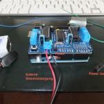 Arduino Motor Shield – Erster Test