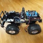 """Arduino """"Stupid"""" Bot v1"""