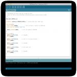 Arduino Motorshield - Code Beispiel