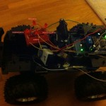 Bluetooth Arduino Steuerung für mein RC Car