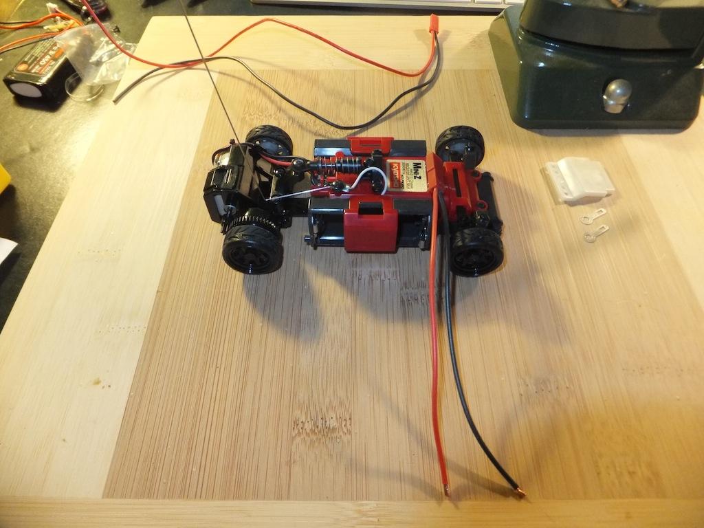 robotik technik und andere spielerein robosphere blog archive mini z beleuchtung im eigenbau. Black Bedroom Furniture Sets. Home Design Ideas