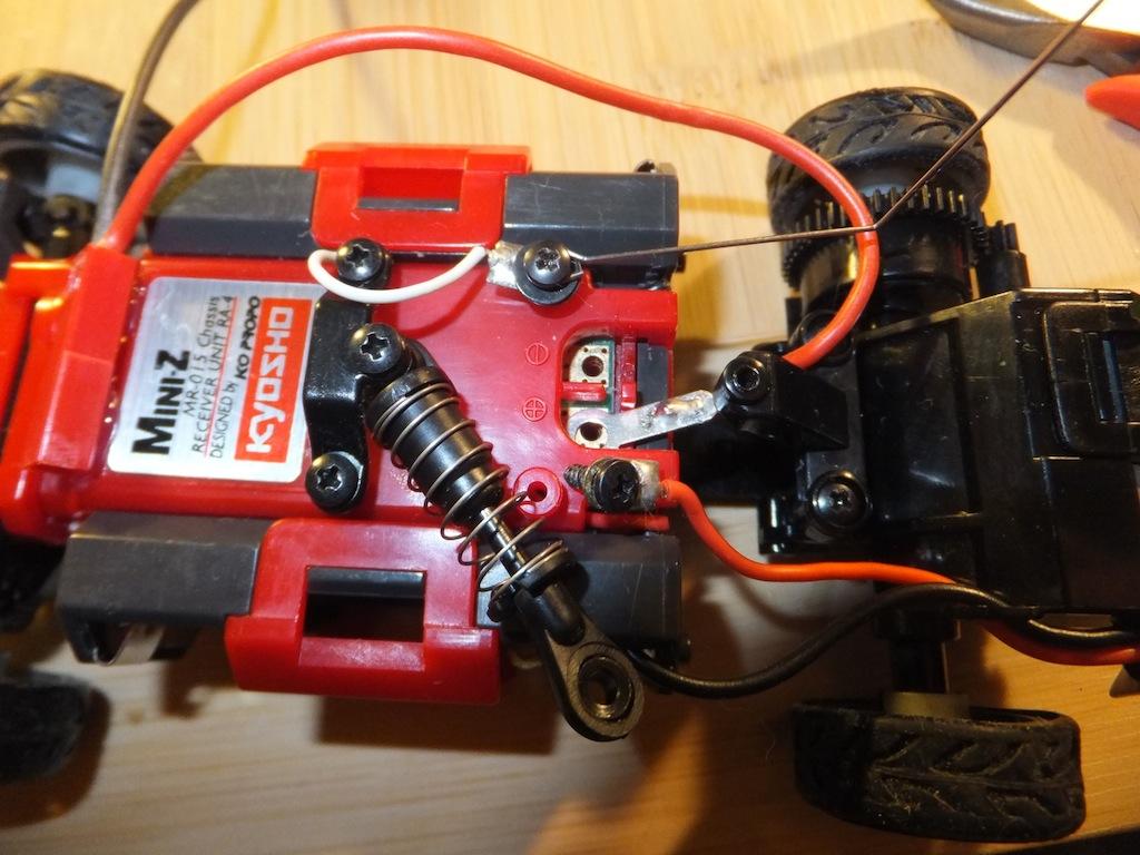 robotik technik und andere spielerein robosphere bec stecker. Black Bedroom Furniture Sets. Home Design Ideas