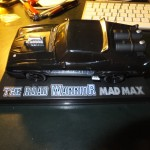 Mad Max - Mini Z Karosse The Road Warrior