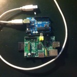 Raspberry Pi mit Arduino verbinden
