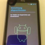 Android Ice Cream Sandwich installiert und eingerichtet