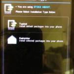 Installation des ICS ROMs für das HTC Desire