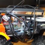 Kabelsalat am Roboter