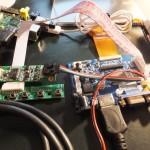 HDMI Kabel angeschlossen