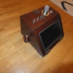 Steampunk Touchscreen PC - USB