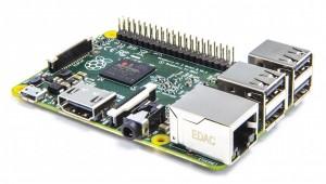 Raspberry Pi 2 Modell B - Quadcore A7 900Mhz 1GB RAM
